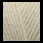 """Пряжа """"Alpaca Royal"""" цв. 001 кремовый  30% альпака 15% шерсть 55% акрил 5х100гр / 280м """"Alize"""" (Турция)"""
