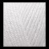 """Пряжа """"Alpaca Royal"""" цв. 055 белый  30% альпака 15% шерсть 55% акрил 5х100гр / 280м """"Alize"""" (Турция)"""