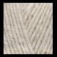 "Пряжа ""Alpaca Royal"" цв. 152 бежевый меланж  30% альпака 15% шерсть 55% акрил 5х100гр / 280м ""Alize"" (Турция)"
