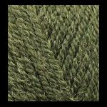 "Пряжа ""Alpaca Royal"" цв. 567 зеленый меланж 30% альпака 15% шерсть 55% акрил 5х100гр / 280м ""Alize"" (Турция)"