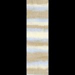 "Пряжа ""Baby Best Batik"" цв. 6657 90% акрил 10% бамбук 5х100гр / 240м ""Alize"" (Турция)"