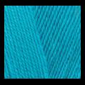 "Пряжа ""Miss"" цв. 016 голубой 100% мерсеризованный хлопок 5х50гр / 280м ""Alize"" (Турция)"
