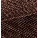 """Пряжа """"Miss"""" цв. 026 коричневый 100% мерсеризованный хлопок 5х50гр / 280м """"Alize"""" (Турция)"""