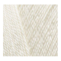 "Пряжа ""Miss"" цв. 062 молочный 100% мерсеризованный хлопок 5х50гр / 280м ""Alize"" (Турция)"