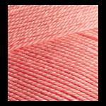 """Пряжа """"Miss"""" цв. 619 коралловый 100% мерсеризованный хлопок 5х50гр / 280м """"Alize"""" (Турция)"""