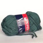 "Пряжа ""Volant"" зеленая 30м/50гр 100% акрил ""Mondial"" (Италия)"