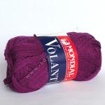 "Пряжа ""Volant"" фиолетовая 30м/50гр 100% акрил ""Mondial"" (Италия)"