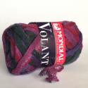 "Пряжа ""Volant Color"" бордово-фиолетовая 30м/50гр 100% акрил ""Mondial"" (Италия)"