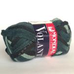 "Пряжа ""Volant Color"" серо-черная 30м/50гр 100% акрил ""Mondial"" (Италия)"