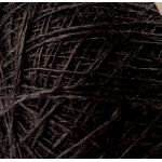 "Пряжа ""Аграмант"" цв. 002 чёрный 100% джут 5х100гр / 360м ""Пехорка"""