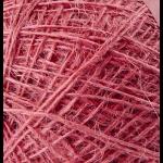 "Пряжа ""Аграмант"" цв. 011 яр. розовый 100% джут 5х100гр / 360м ""Пехорка"""