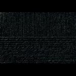 """Пряжа """"Акрил"""" цв. 002 черный 100% акрил 5х100гр / 300м """"Пехорка"""""""