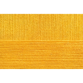 "Пряжа ""Акрил"" цв. 034 золото 100% акрил 5х100гр / 300м ""Пехорка"""