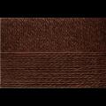 """Пряжа """"Акрил"""" цв. 251 коричневый 100% акрил 5х100гр / 300м """"Пехорка"""""""
