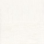 """Пряжа """"Альпака шикарная"""" цв. 001 белый 25% альпака 75% об. акрил 10х50гр / 90м """"Пехорка"""""""