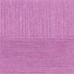 """Пряжа """"Ангорская тёплая"""" цв. 029 розовая сирень 40% шерсть 60% акрил 5х100гр / 480м """"Пехорка"""""""