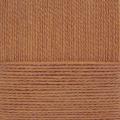 """Пряжа """"Ангорская тёплая"""" цв. 701 какао 40% шерсть 60% акрил 5х100гр / 480м """"Пехорка"""""""