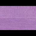 """Пряжа """"Австралийский меринос"""" цв. 389 св. фиалка 95% мериносовая шерсть 5% об. акрил 5х100гр / 400м """"Пехорка"""""""