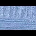 """Пряжа """"Австралийский меринос"""" цв. 520 голубая пролеска 95% мериносовая шерсть 5% об. акрил 5х100гр / 400м """"Пехорка"""""""