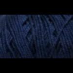 """Пряжа """"Ажурная"""" цв. 004 т. синий 100% хлопок 10х50гр / 280м """"Пехорка"""""""