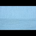 """Пряжа """"Ажурная"""" цв. 005 голубой 100% хлопок 10х50гр / 280м """"Пехорка"""""""