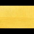 "Пряжа ""Ажурная"" цв. 012 желток 100% хлопок 10х50гр / 280м ""Пехорка"""