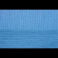 """Пряжа """"Ажурная"""" цв. 015 т. голубой 100% хлопок 10х50гр / 280м """"Пехорка"""""""