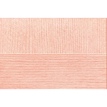 "Пряжа ""Ажурная"" цв. 068 чайная роза 100% хлопок 10х50гр / 280м ""Пехорка"""