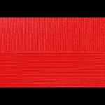 """Пряжа """"Ажурная"""" цв. 088 красный мак 100% хлопок 10х50гр / 280м """"Пехорка"""""""
