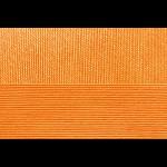 """Пряжа """"Ажурная"""" цв. 485 жёлто-оранжевый 100% хлопок 10х50гр / 280м """"Пехорка"""""""