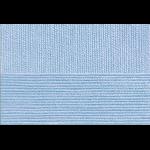 "Пряжа ""Бисерная"" цв. 005 голубой 100% акрил 5х100гр / 450м ""Пехорка"""