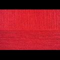 """Пряжа """"Бисерная"""" цв. 006 красный 100% акрил 5х100гр / 450м """"Пехорка"""""""