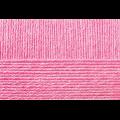 "Пряжа ""Бисерная"" цв. 011 яр. розовый 100% акрил 5х100гр / 450м ""Пехорка"""