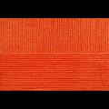 "Пряжа ""Бисерная"" цв. 189 яр. оранжевый 100% акрил 5х100гр / 450м ""Пехорка"""