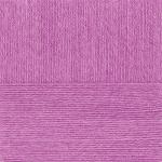 """Пряжа """"Кроссбред Бразилии"""" цв. 179 фиалка 50% мериносовая шерсть 50% акрил 5х100гр / 500м """"Пехорка"""""""