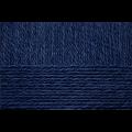 """Пряжа """"Деревенская"""" цв. 004 т. синий 100% шерсть 10х100гр / 250м """"Пехорка"""""""