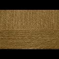 """Пряжа """"Деревенская"""" цв. 032 табак 100% шерсть 10х100гр / 250м """"Пехорка"""""""