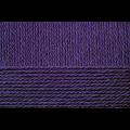 """Пряжа """"Деревенская"""" цв. 078 фиолетовый 100% шерсть 10х100гр / 250м """"Пехорка"""""""