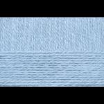 """Пряжа """"Деревенская"""" цв. 177 голубое небо 100% шерсть 10х100гр / 250м """"Пехорка"""""""