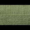 """Пряжа """"Деревенская"""" цв. 478 защитный 100% шерсть 10х100гр / 250м """"Пехорка"""""""