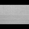 """Пряжа """"Детский каприз"""" цв. 048 серый 50% мериносовая шерсть 50% фибра 10х50гр / 225м """"Пехорка"""""""