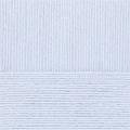 """Пряжа """"Детский каприз"""" цв. 060 св. голубой 50% мериносовая шерсть 50% фибра 10х50гр / 225м """"Пехорка"""""""