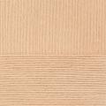 """Пряжа """"Детский каприз"""" цв. 124 песочный 50% мериносовая шерсть 50% фибра 10х50гр / 225м """"Пехорка"""""""