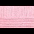 """Пряжа """"Детский каприз"""" цв. 180 св. бегония 50% мериносовая шерсть 50% фибра 10х50гр / 225м """"Пехорка"""""""