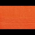 """Пряжа """"Детский каприз"""" цв. 284 оранжевый 50% мериносовая шерсть 50% фибра 10х50гр / 225м """"Пехорка"""""""