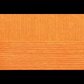 """Пряжа """"Детский каприз"""" цв. 485 желто-оранжевый 50% мериносовая шерсть 50% фибра 10х50гр / 225м """"Пехорка"""""""