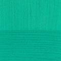 """Пряжа """"Детский каприз трикотажный"""" цв. 1130 мятный леденец 50% мериносовая шерсть 50% фибра 5х50гр / 400м """"Пехорка"""""""