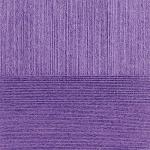 """Пряжа """"Детский каприз трикотажный"""" цв. 516 персидская сирень 50% мериносовая шерсть 50% фибра 5х50гр / 400м """"Пехорка"""""""