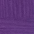 """Пряжа """"Детский хлопок"""" цв. 698 т. фиолетовый 100% хлопок 5х100гр / 330м """"Пехорка"""""""