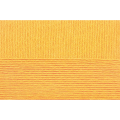 "Пряжа ""Детский хлопок"" цв. 012 желток 100% хлопок 5х100гр / 330м ""Пехорка"""